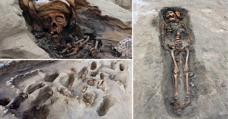 Археологи нашли свидетельства массового жертвоприношения