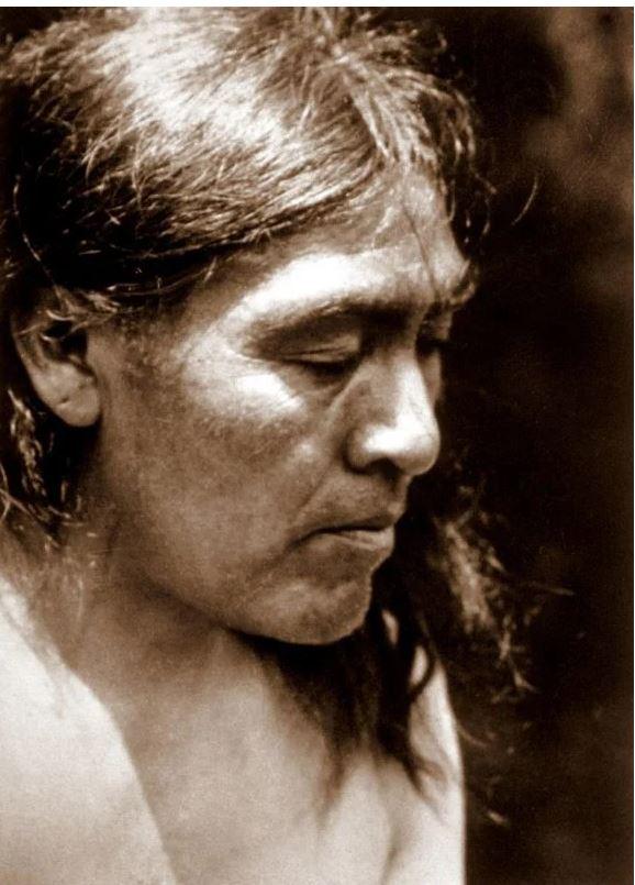 Последний индеец Яхи- Иши