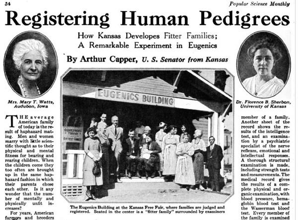 Научно-популярный журнал, 1923 год.