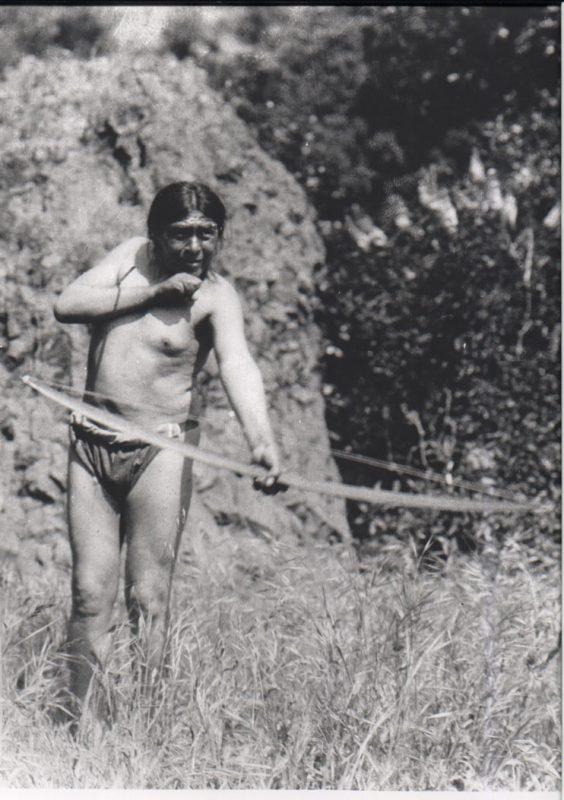 Последний Индеец племени Яхи