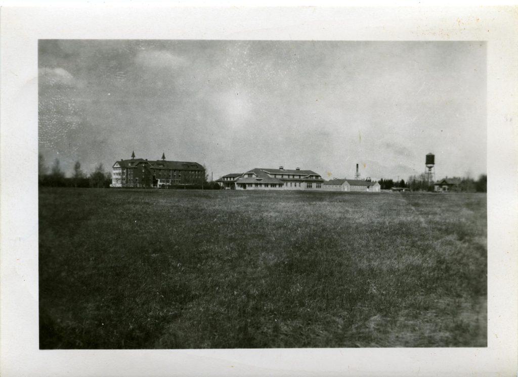 Провинциальная школа профессиональной подготовки в Ред-Дире, Альберта