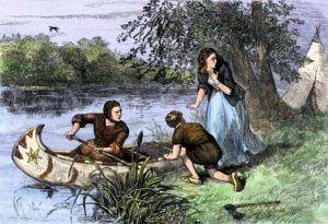 Бегство Ханны из плена